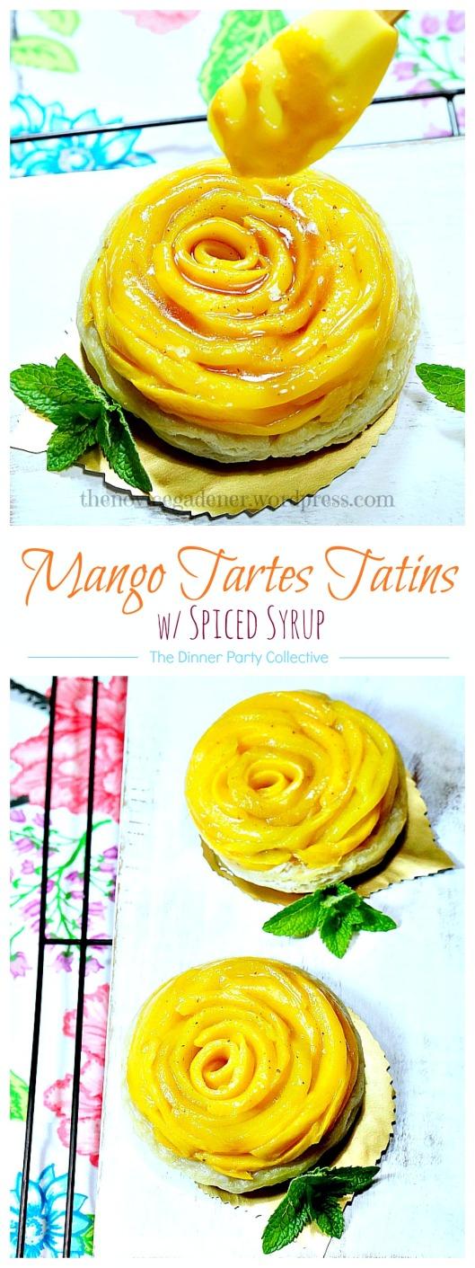 mango tartes tatins